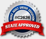 Texas Adult Drivers Education Online.