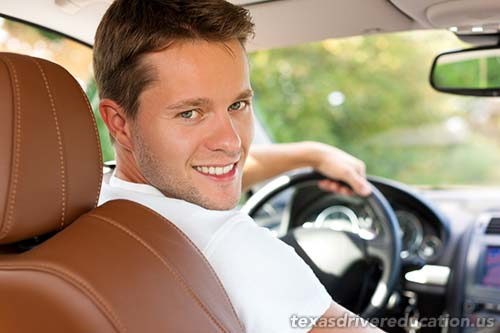 Texas Online Driver Education for Adults 25+